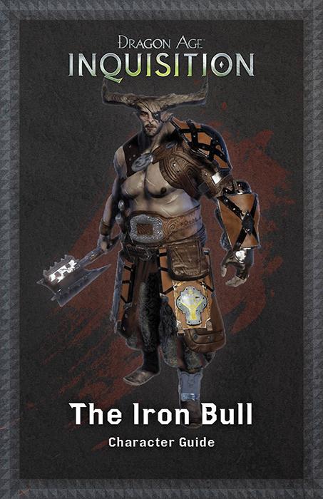 Iron Bull Character Kit