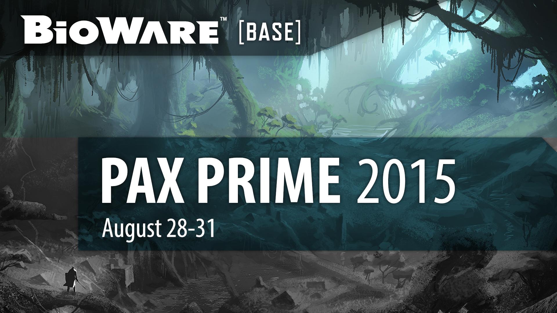 BioWare Base at PAX Prime