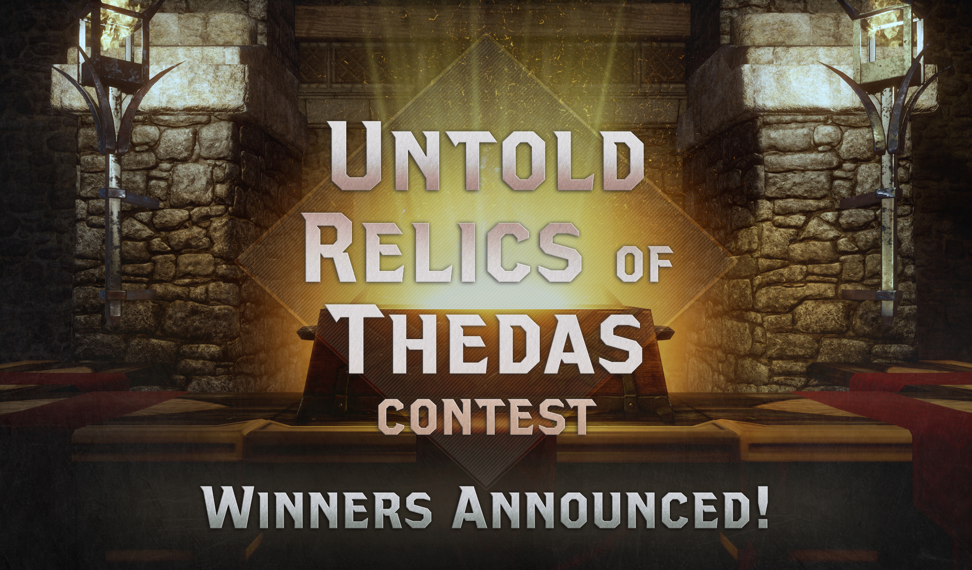 Untold Relics of Thedas Contest Winners