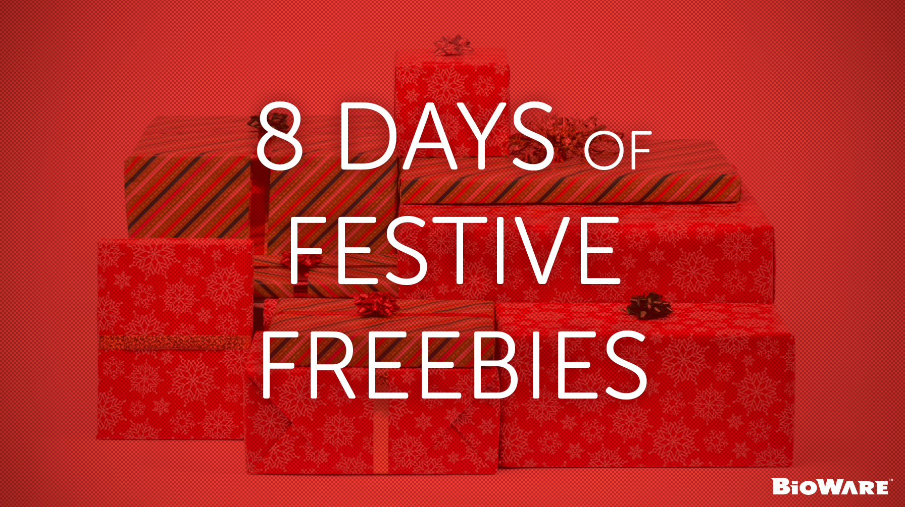 The Eight Days of Festive Freebies