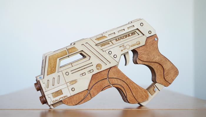 Fan Creation Feature: M-6 Carnifex Rubber Band Gun