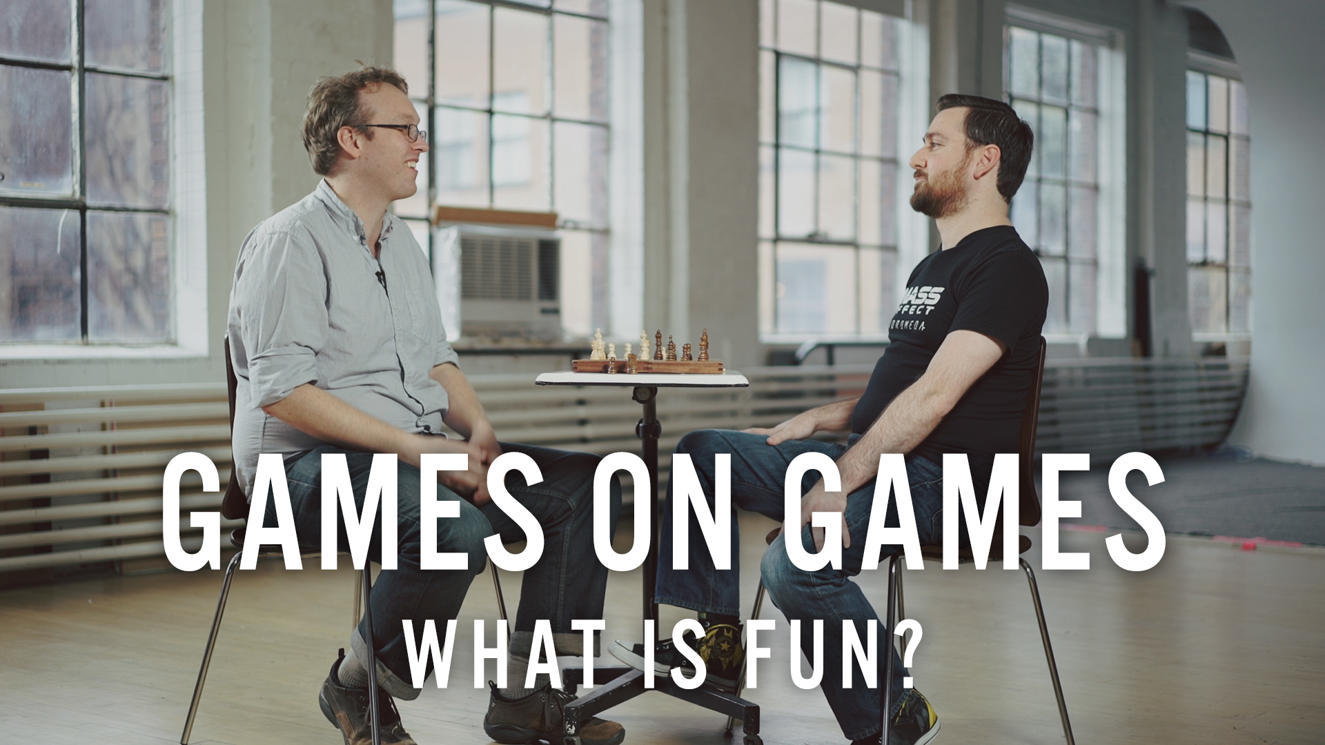 Games on Games – What is Fun?