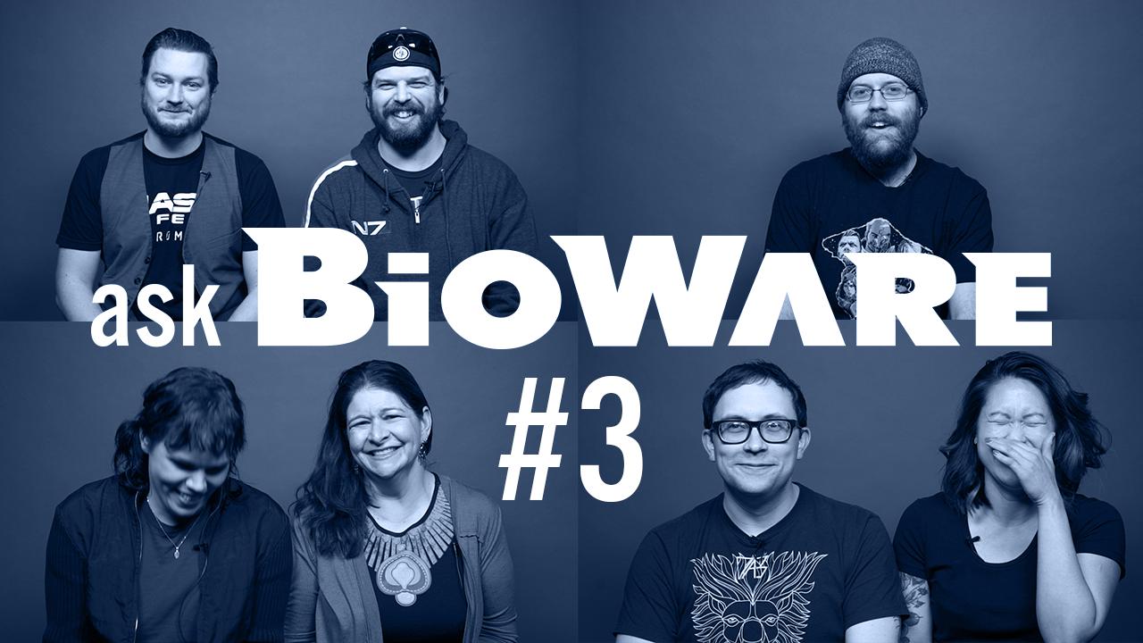 Ask BioWare #3