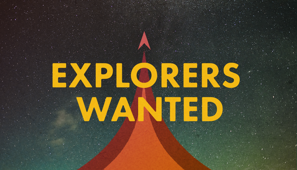Explorers Wanted Contest Winners
