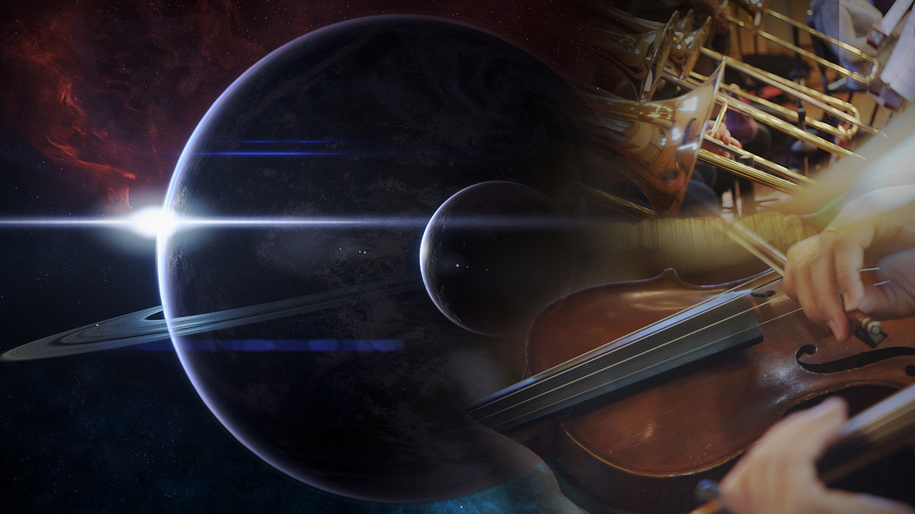 The Music of Mass Effect: Andromeda