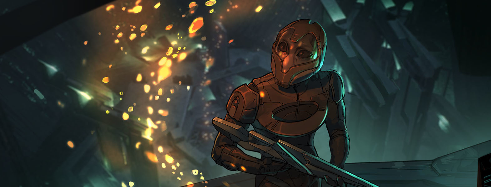 APEX Mission: Archon's Remnant Fortress