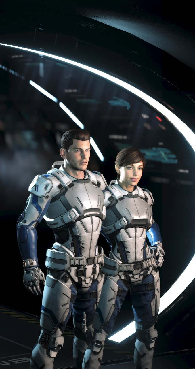 download and install Mass Effect Andromeda Archives