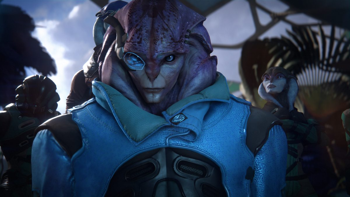 Mass Effect: Andromeda Patch 1.08 Notes