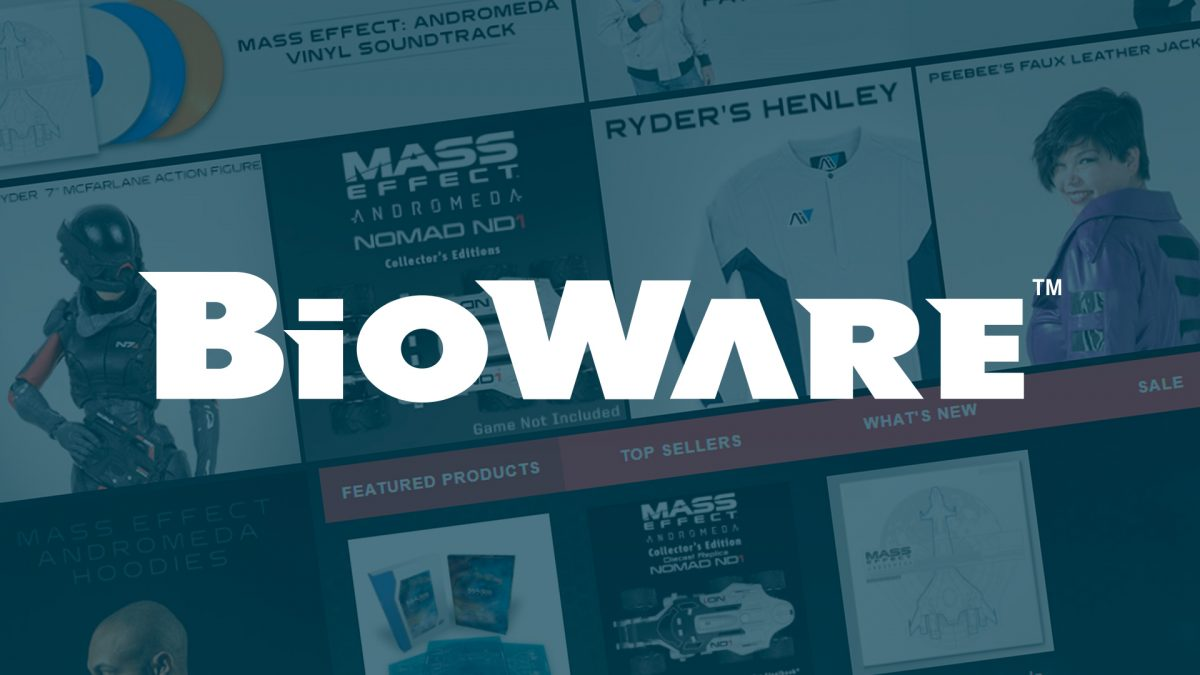 BioWare Store Temporarily Closing