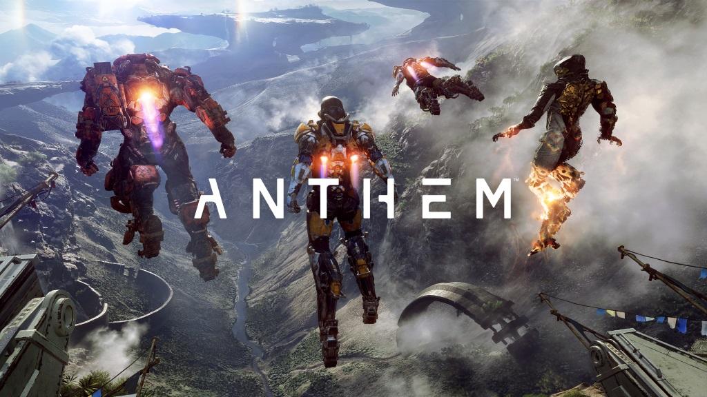 Anthem Game Development