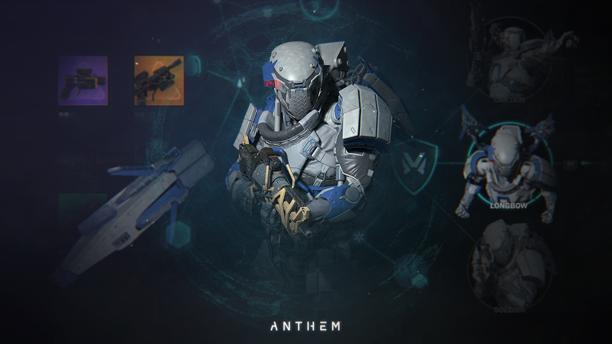 Anthem Update – Javelin Gameplay & Builds