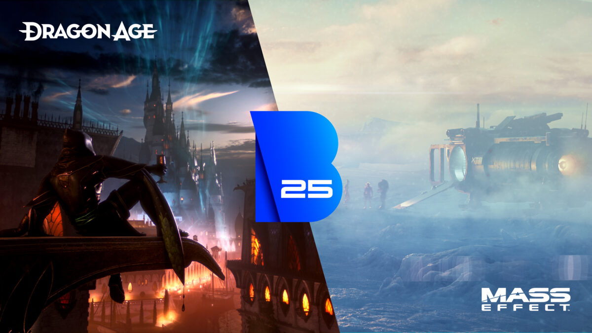 BioWare Double Feature at The Game Awards | Dragon Age & Mass Effect