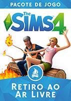 The Sims™ 4 Retiro ao Ar Livre