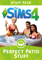 The Sims™ 4 Perfect Patio Stuff