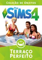 The Sims™ 4 Coleção de Objetos Terraço Perfeito