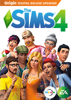 The Sims™ 4 Digital Deluxe Upgrade