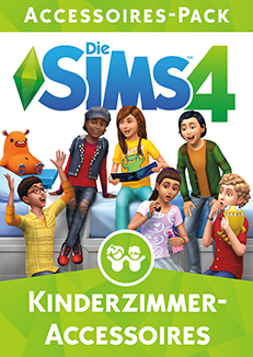 Die sims 4 kinderzimmer accessoires f r pc mac download for Kinderzimmer accessoires