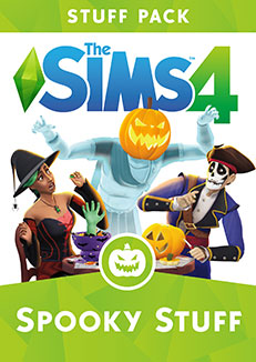 The Sims™ 4 Spooky Stuff
