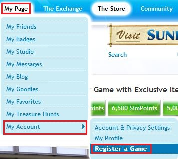 The Sims 3 - How to register the Sims 3
