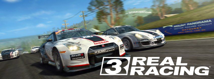 Real Racing 3 v4.5.2 Mega Mod Apk free Download