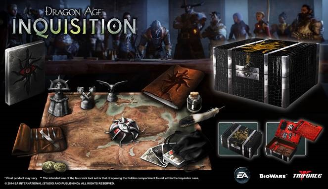 Dragon Age Inquisition special edition