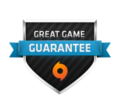 Great Games Guarantee Emblem