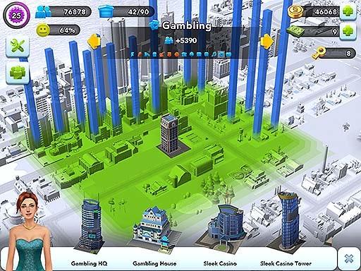 Simcity Buildit Specialisation