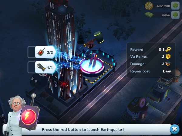 Simcity Buildit Disasters