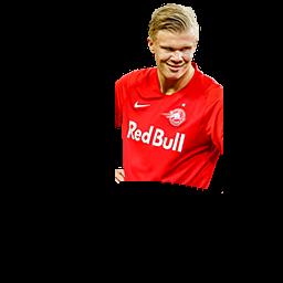 Erling Haaland Fifa 20 Card Hd Football
