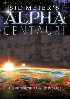 Sid Meier's Alpha Centauri for PC Download