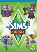 Les Sims™ 3 Cinéma Kit d'objets