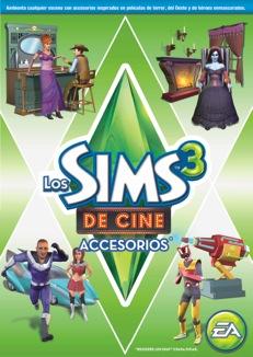 Los Sims™ 3 De Cine Accesorios