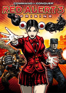Command & Conquer? Red Alert? 3: Uprising
