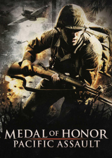 Medal of Honor: Pacific Assault Подарок от Origin!