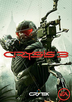 Games with cool bows are disproportionately likely to put them on the cover; Crysis 3 had a dude wearing power armor who fought primarily with guns, but the cover art showed him wielding his cool bow.