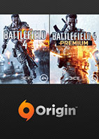 Bundle Abonnement Premium et Battlefield 4™