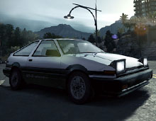 Corolla AE86