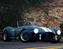 Shelby® Cobra 427S/C 'Legend' World Vintage Series