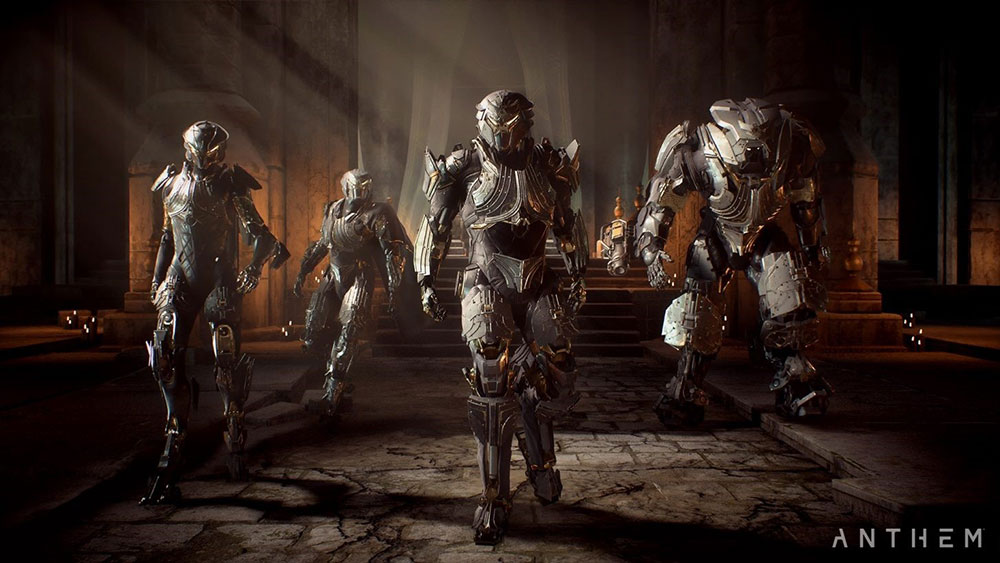 Anthem Claim Your Anthem Pre Order And Edition Rewards
