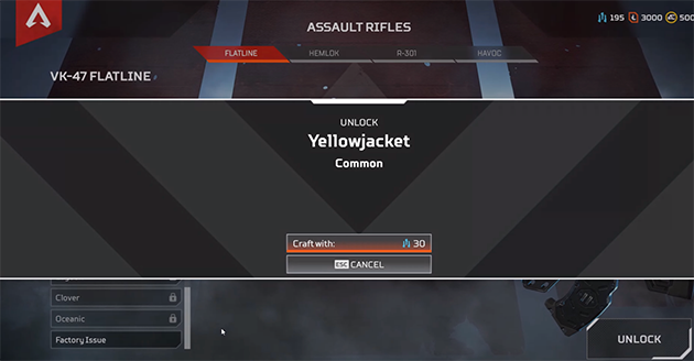 Intro to Crafting in Apex Legends