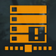 Символ, предупреждающий о проблемах в работе сервера во время игры.