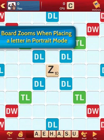Scrabble - Scrabble app tips and tricks