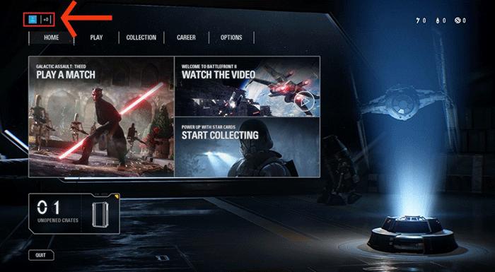 Get started in STAR WARS™ Battlefront™ II