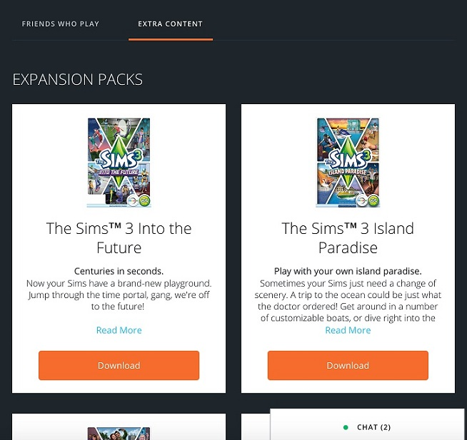 The Sims 3 - Find your The Sims 3 and The Sims 4 expansions