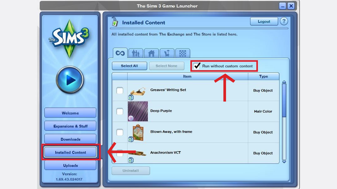 The Sims 3 - Troubleshooting The Sims 3 on PC