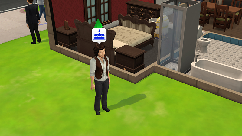 The Sims Mobile - Aging and retirement in The Sims Mobile